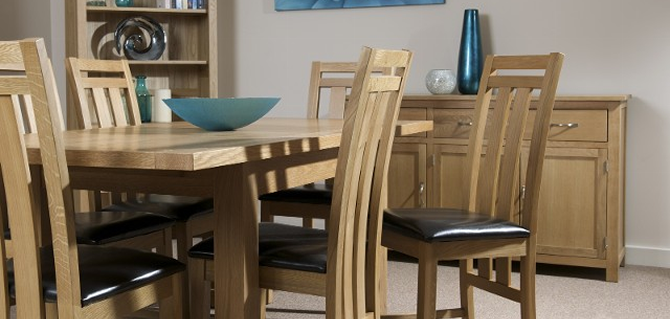 Dining Room Tables | Leeds, West Yorkshire Wharfedale Furniture, Oak  Furniture, Furniture Showroom | Leeds, West Yorkshire