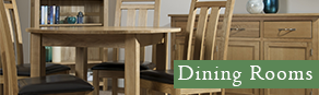 Wood Dining Set - Furniture Showroom